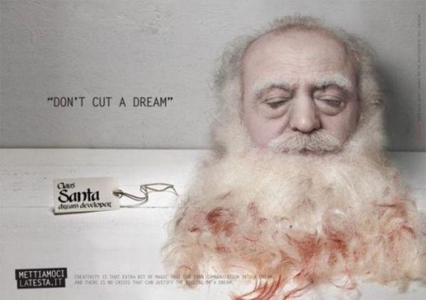 Don't cut a Dream